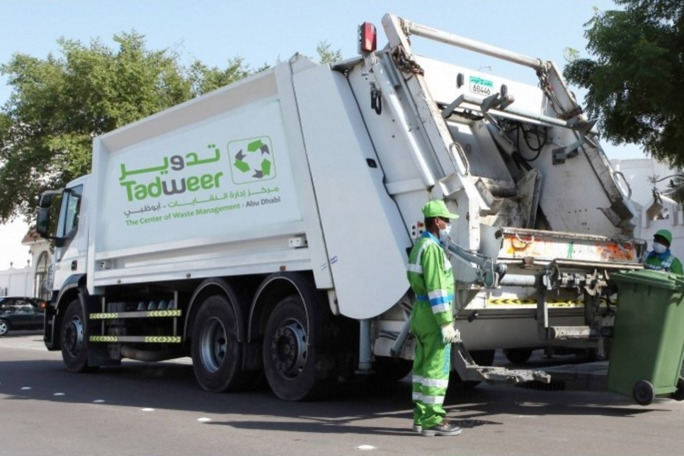 Tadweer floats tenders for Abu Dhabi, Al Ain projects