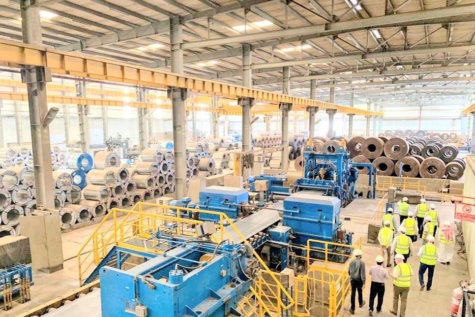 Saudi Arabia's National Steel to build $500m Salalah Free Zone factory