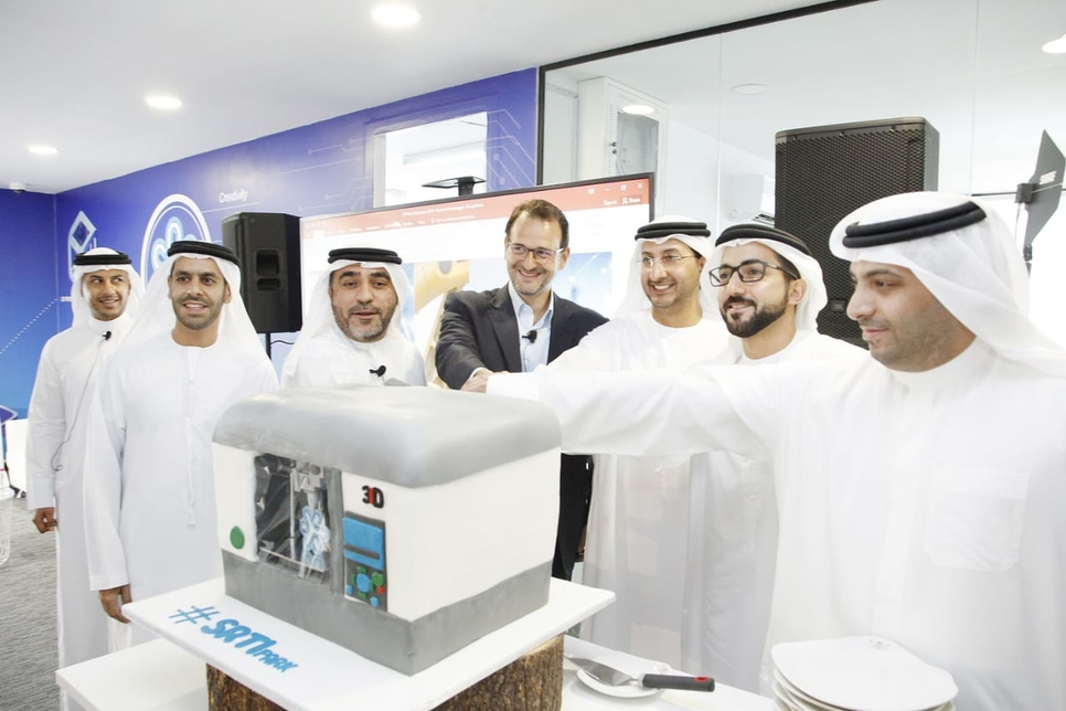 Immensa joins Middle East 3D printing hub at Sharjah's SRTI Park