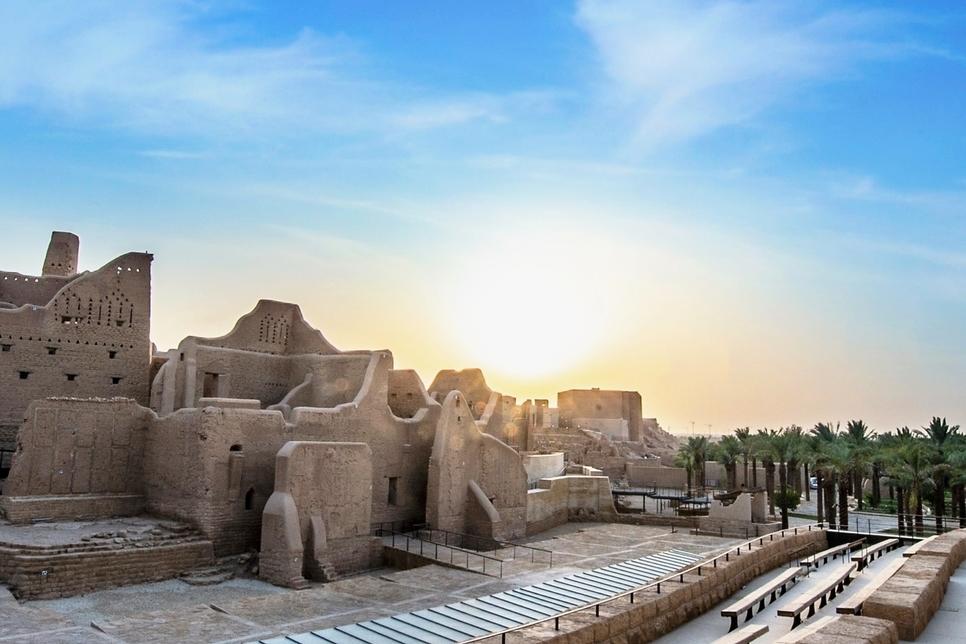 Cornerstone to be laid on Saudi Arabia's Diriyah Gate gigaproject