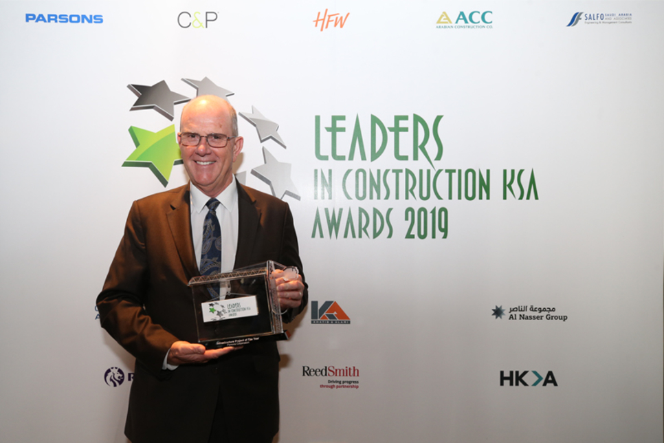 Leaders KSA Awards 2019: Riyadh Metro wins infra project honours