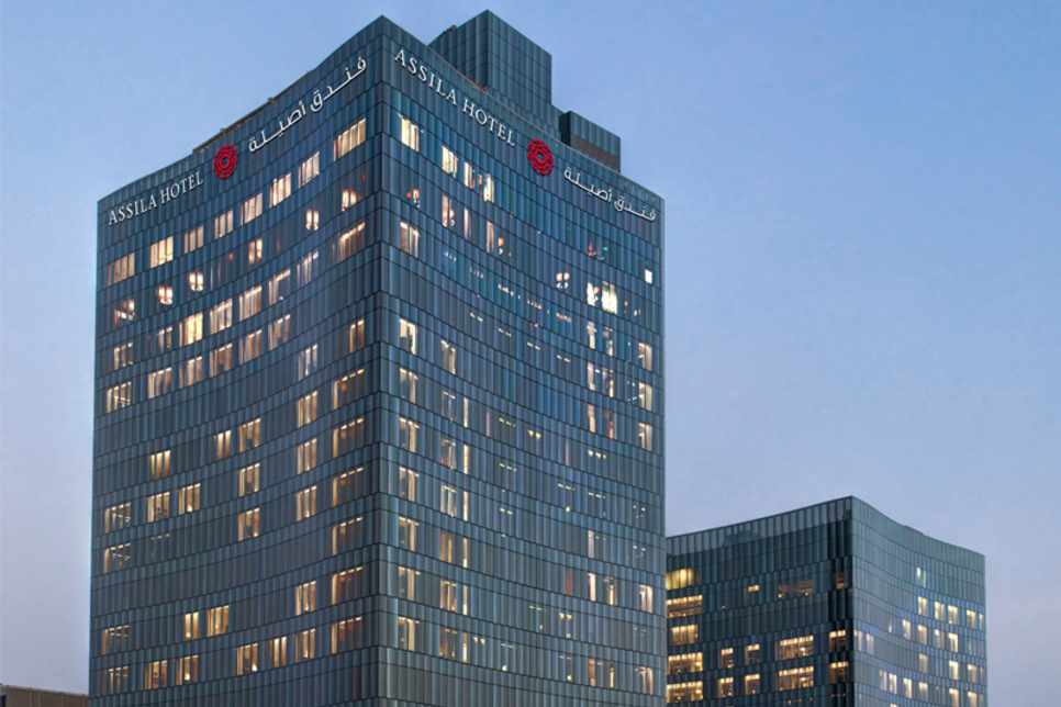 Marriott's Assila hotel in Saudi Arabia to open by 2020