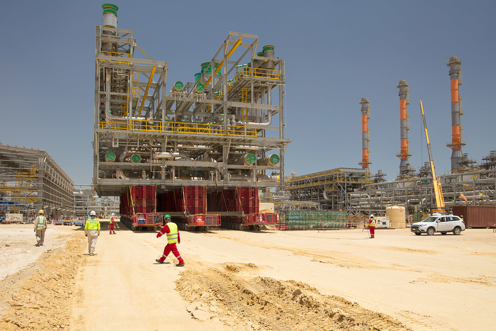 COOEC-Fluor delivers pipe spools for Kipic's $27bn Al-Zour refinery