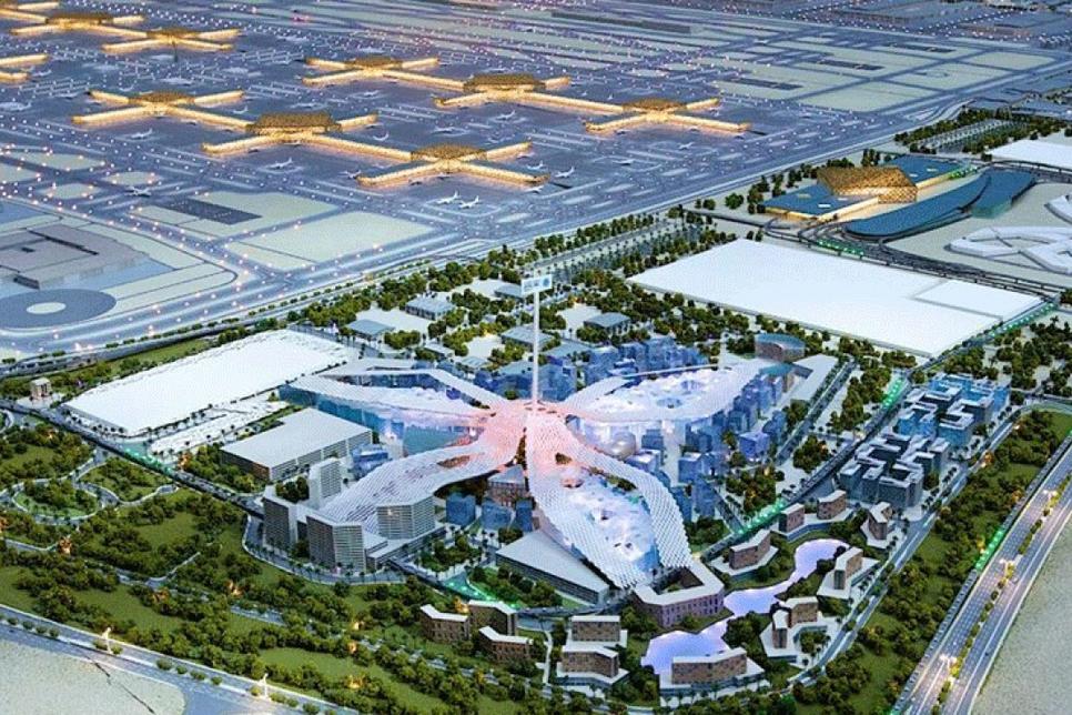 South Energy wins retrofit contract for Dubai South's street lighting