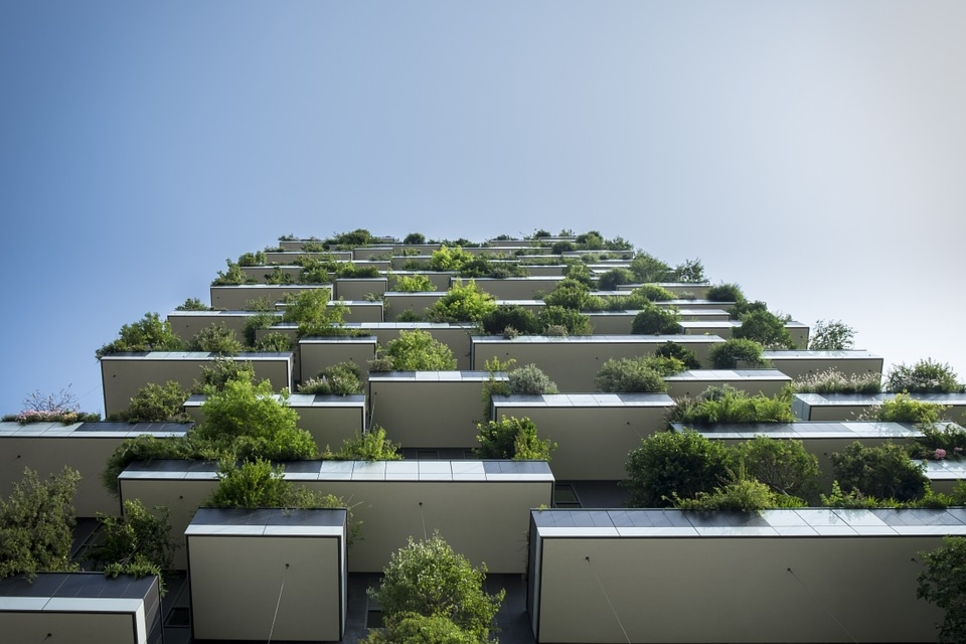 Feature: Green buildings are key to achieving clean energy goals