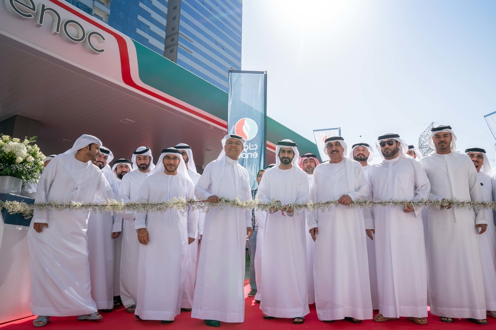 Enoc opens three fuel stations in Sharjah, add two more by end-2019