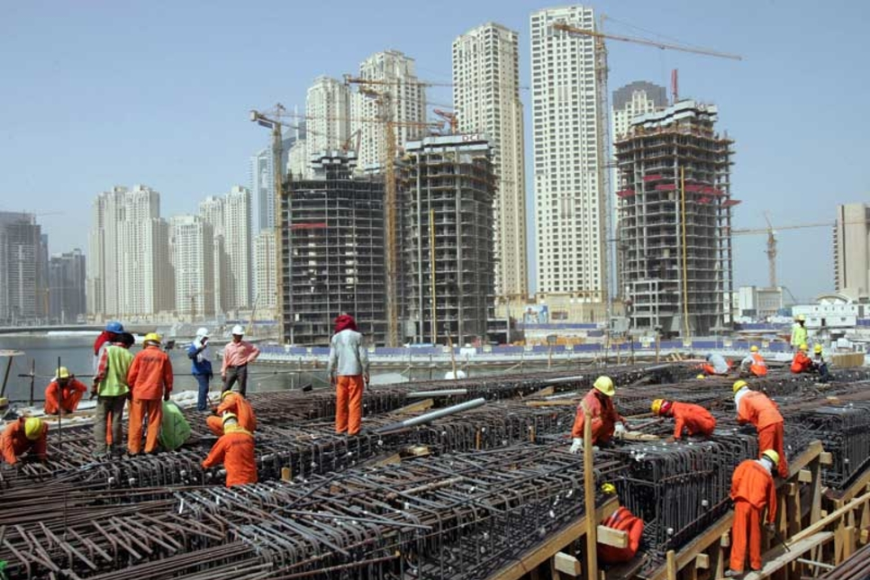 Abu Dhabi's Construction Cost Index rose 0.5% YoY in Q4 2019