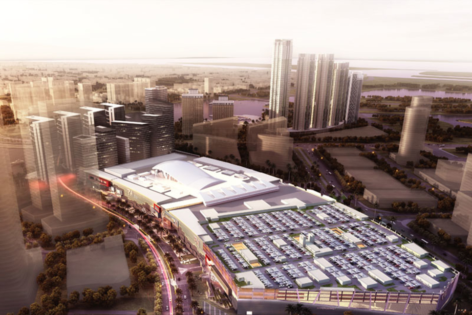 Al Farwaniya's $1.1bn Reem Mall topped out, nears completion