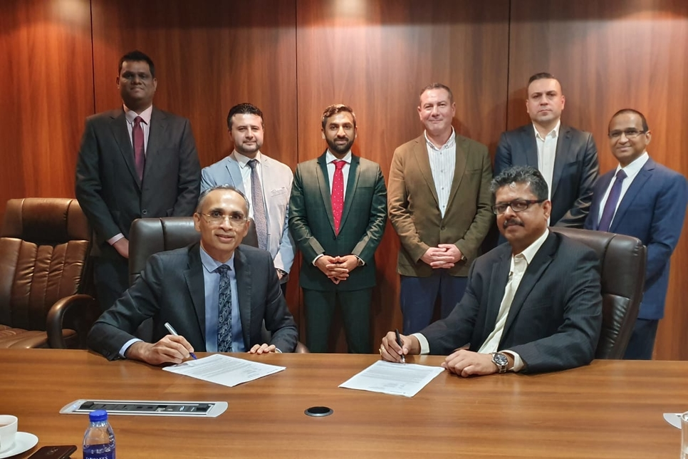 Leminar inks pump distribution deal with Pentair Aurora