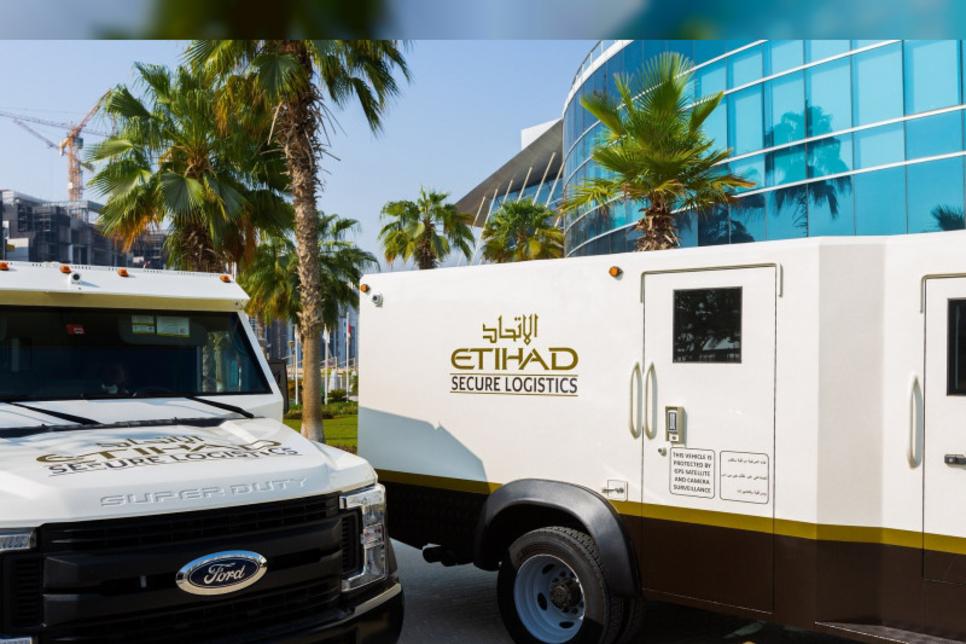 Etihad Secure Logistics adds armoured vehicles to fleet