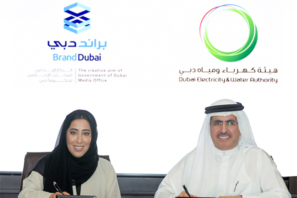 Dewa, Brand Dubai ink deal to enrich emirate's urban landscape