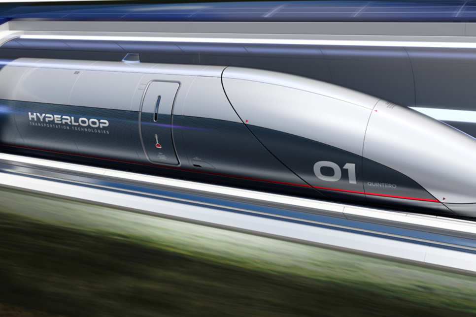 Hyperloop signs self-driving vehicle agreement with Gaussin