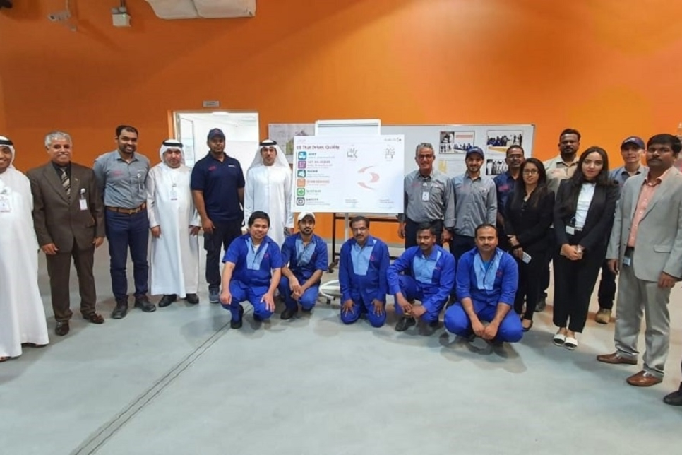 Dubai Government Workshop concludes training for staff members