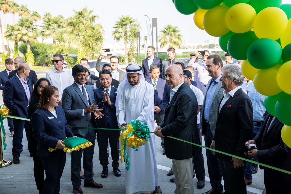 Supermarket chain Spinneys launches a store in Damac Hills