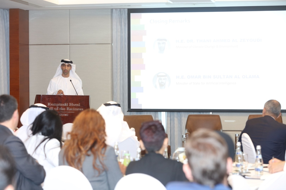 UAE launches Scale 360 initiative to boost circular economy