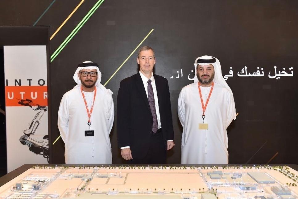 AMMROC reveals 1km2 Al Ain military facility at Dubai Airshow