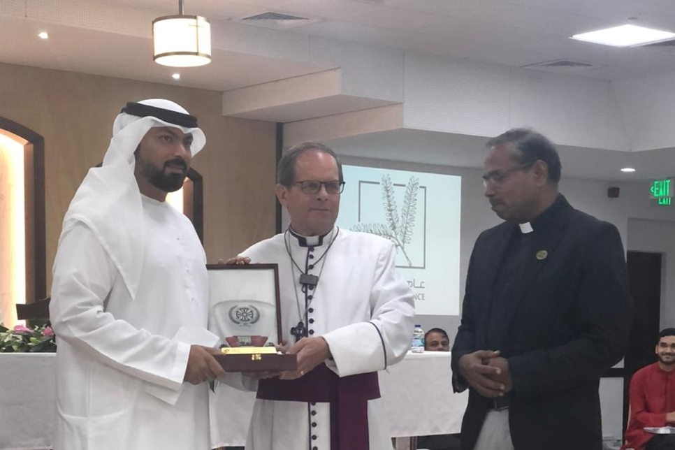 Holy Trinity Church, Dubai Cares to construct school in Malawi