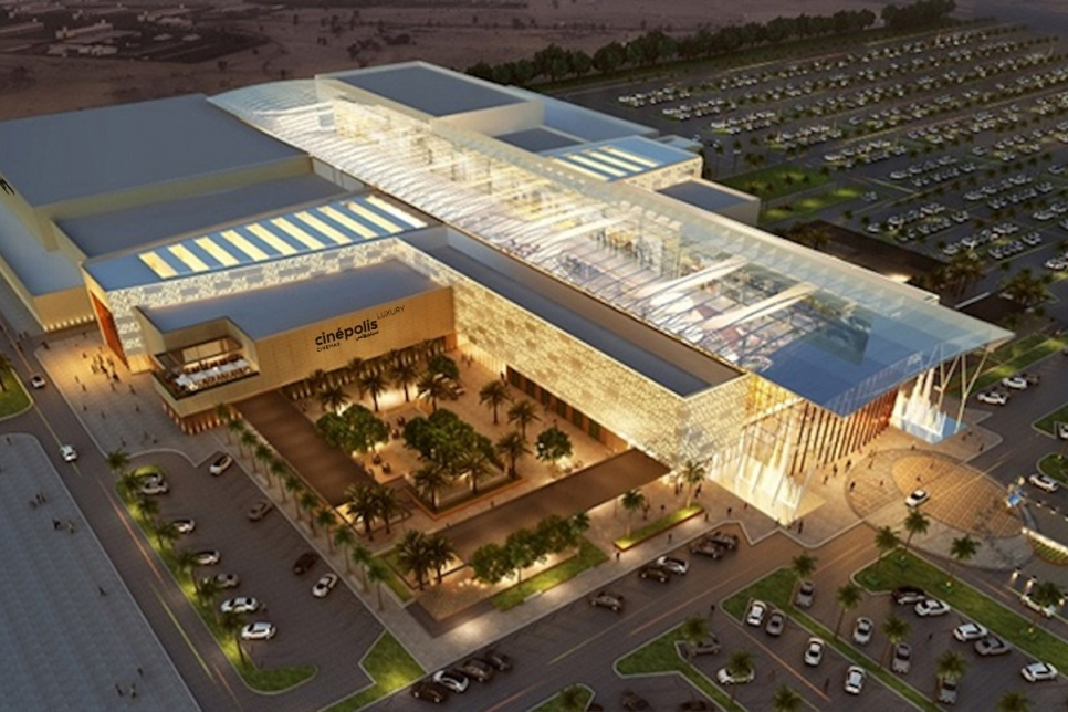 Ajman's $163.4m Mirkaaz Mall expected to launch by end-2020