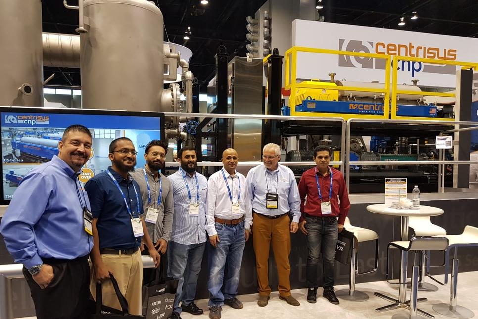 Sharjah Municipality reviews US wastewater treatment technology
