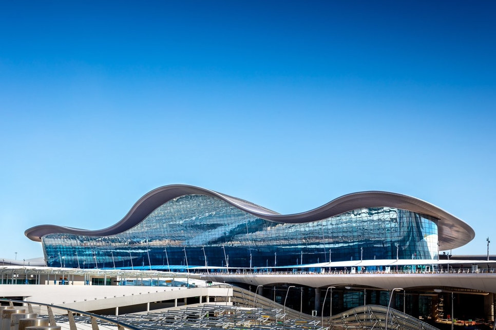Construction on Abu Dhabi Midfield Terminal more than 97% complete