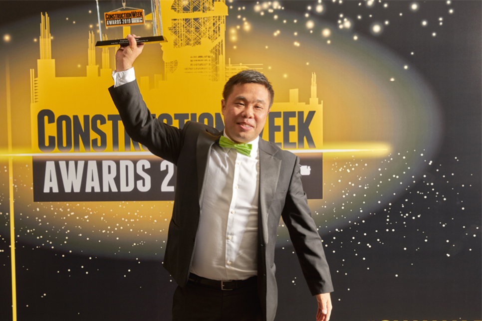 CW Awards 2019: Aurecon's Andy Mak bags Engineer of the Year
