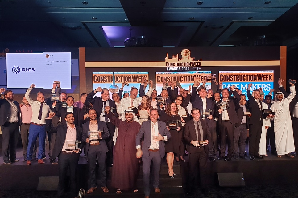 CW in Focus | Reactions from the Construction Week Awards 2019