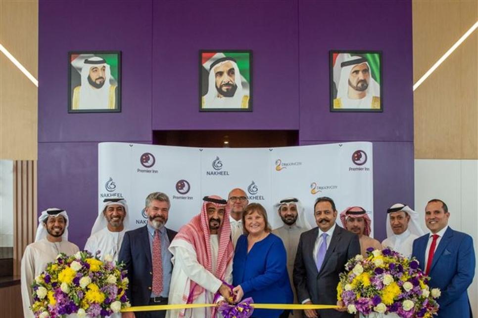 Dubai's Nakheel, UK's Whitbread open Premier Inn Dragon City hotel