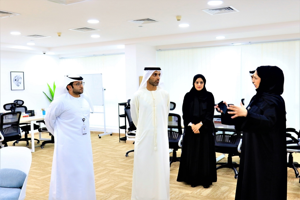 Ajman Free Zone HQ opens business hub for entrepreneurs