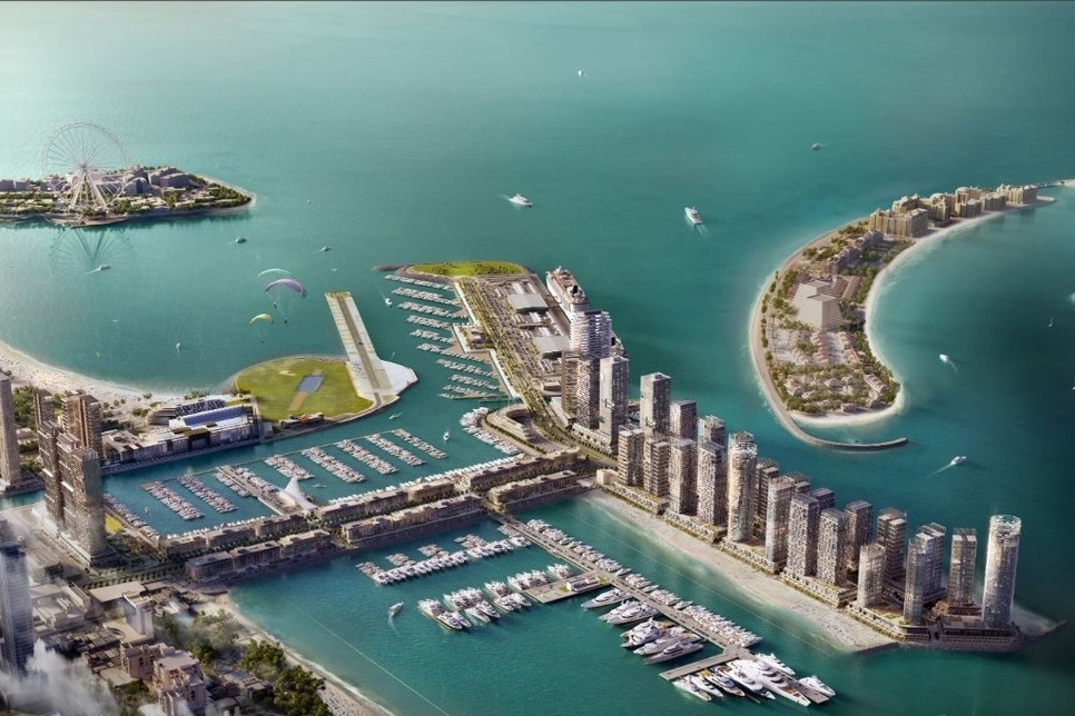 Dubai Harbour assigns D-Marin Dubai to operate 1,100-berth marina