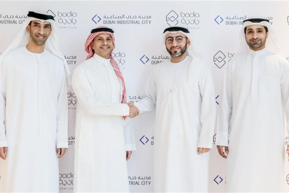 Dubai Industrial City welcomes 4,645m2 Badia Farms facility
