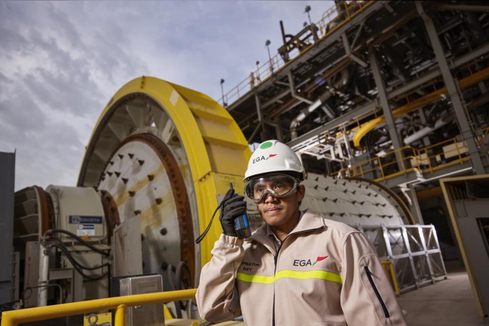 EGA: Al Taweelah produced one million tonne alumina since April'19