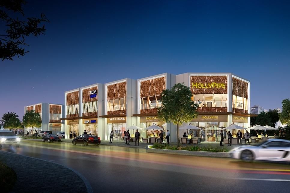 UAE's Lootah unveils retail project near Ewan Residences in DIP