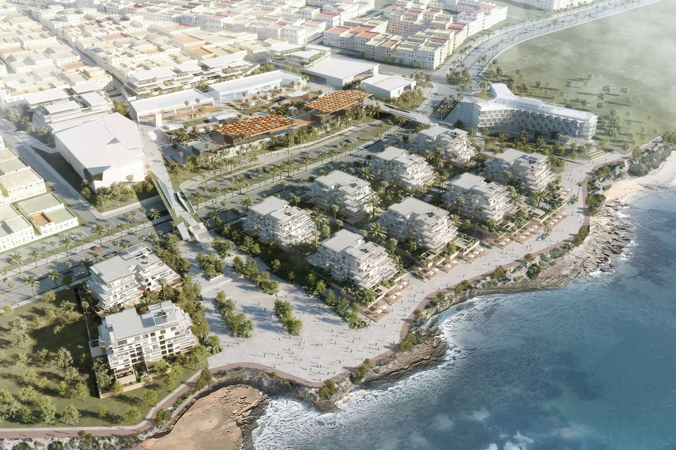 IMKAN opens 100,000m2 Le Carrousel project in Morocco's Rabat