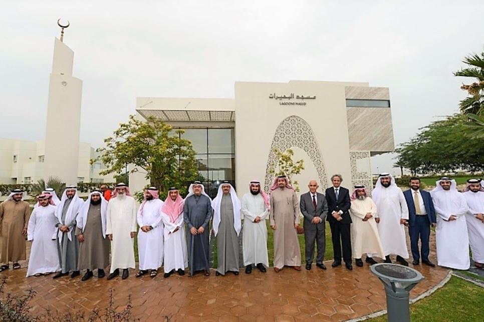 Bahrain Sunni Endowments Council opens Lakes Mosque in Riffa Views