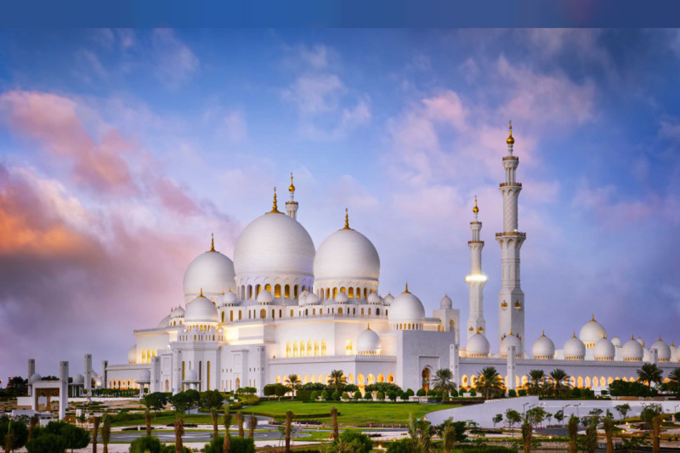 Ramadan 2020, COVID-19: Abu Dhabi DMT, Modon build mosques