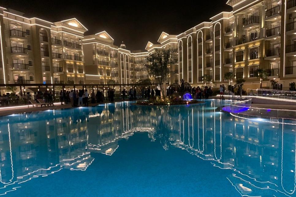 Construction complete on Danube Properties' $81.7m 444-unit Resortz