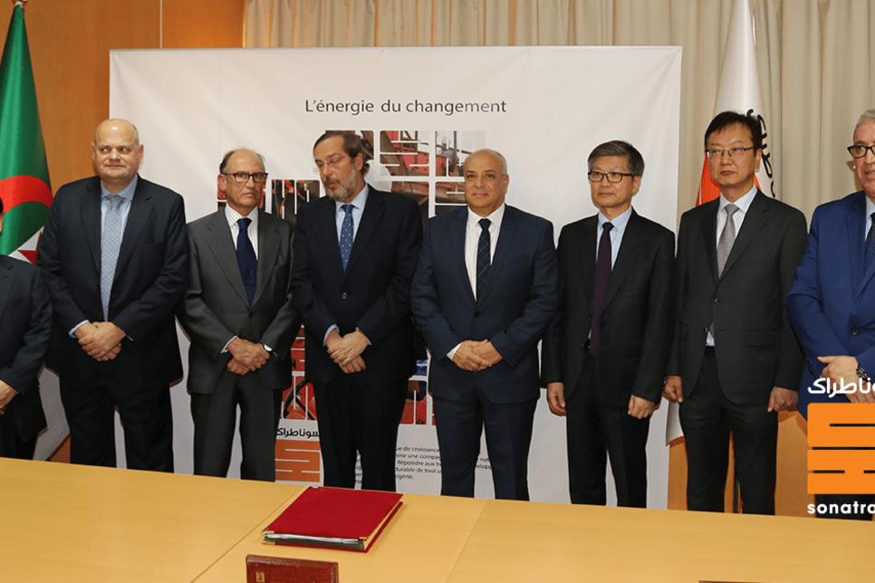Algeria's Sonatrach inks $3.7bn deal to build oil refining plant