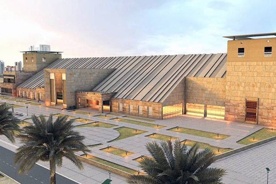Saudi Arabia brings history to life with museums construction