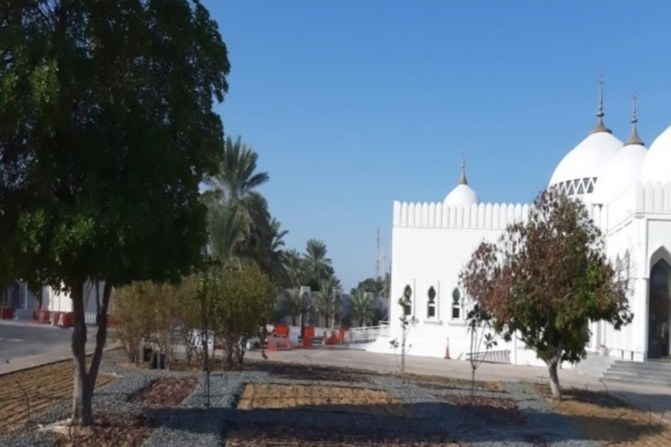 ADM completes development work at Butti Al Hamed mosque