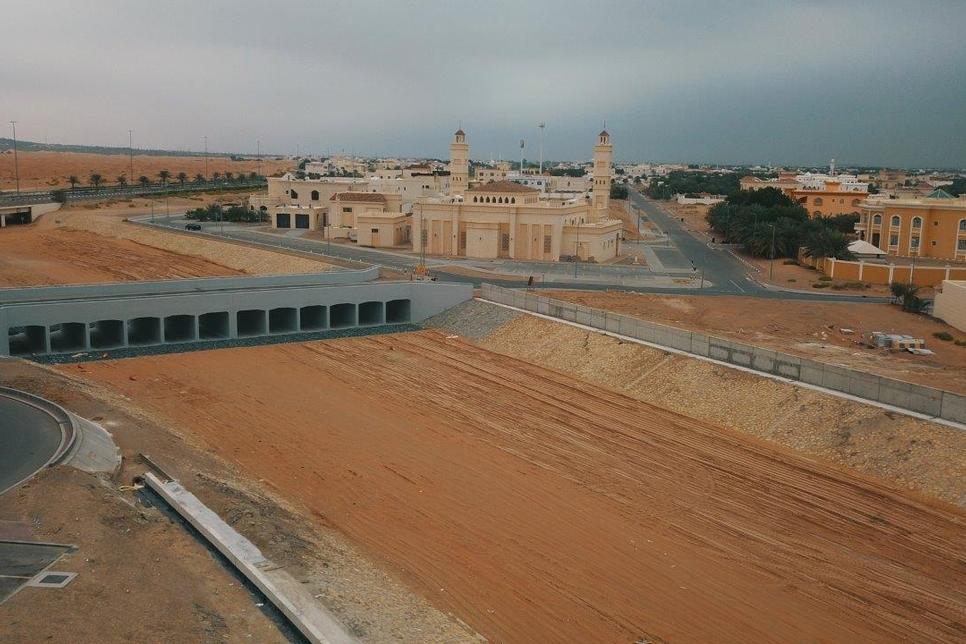 Musanada, Al Ain Municipality begin $32.5m rainwater project