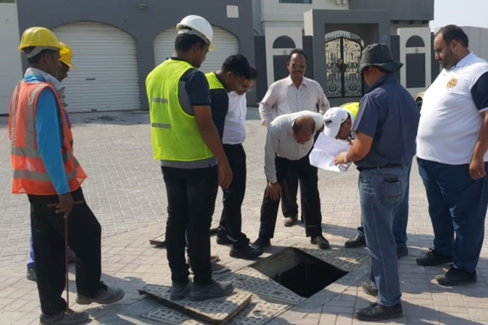 Bahrain completes $1.27m drainage network project in Wadi Al-Seal