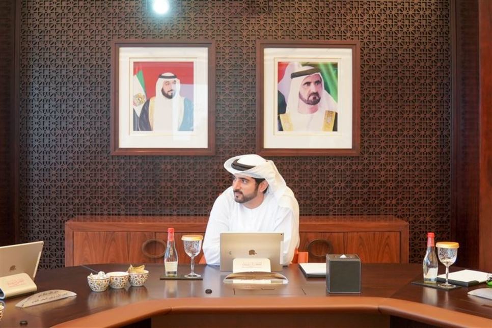 Sheikh Hamdan Approves Salary Scheme For Government Employees Business Construction Week Online