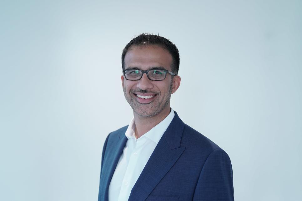 AECOM promotes Raj Hanspaul to PMCM director for UAE, Oman