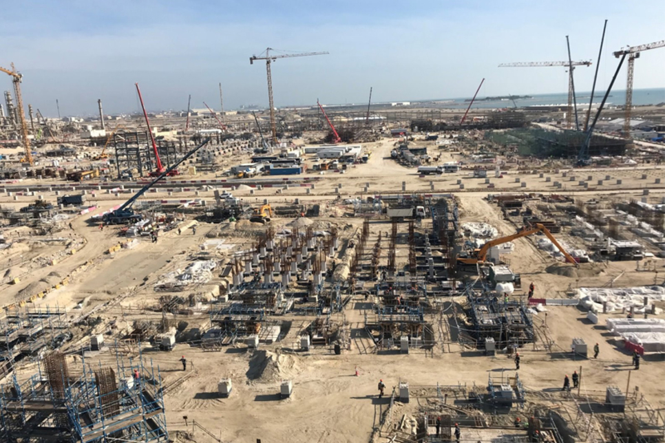 Bahrain Minister: Bapco oil refinery's expansion 40% complete