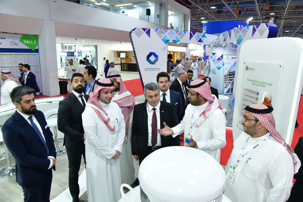 The Big 5 Saudi expands heavy machinery offering