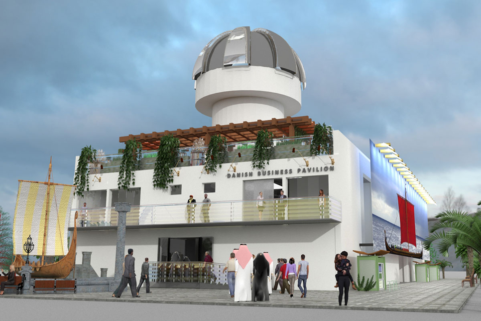 Details revealed on Expo 2020 Dubai's Danish Business Pavilion
