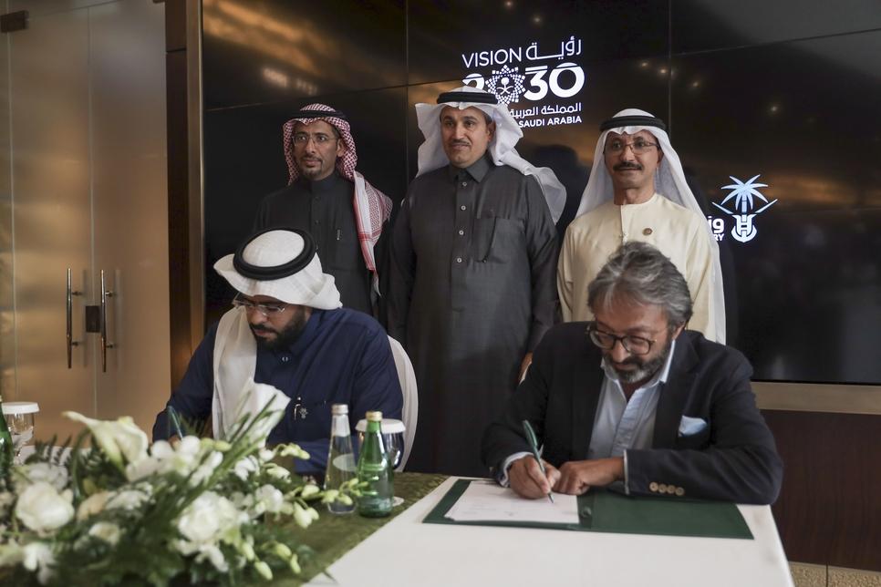 Saudi Ministry, Virgin Hyperloop One to study hyperloop networks