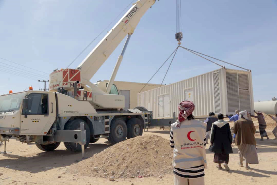 UAE invests $6bn to Yemen with infra, healthcare, education projects