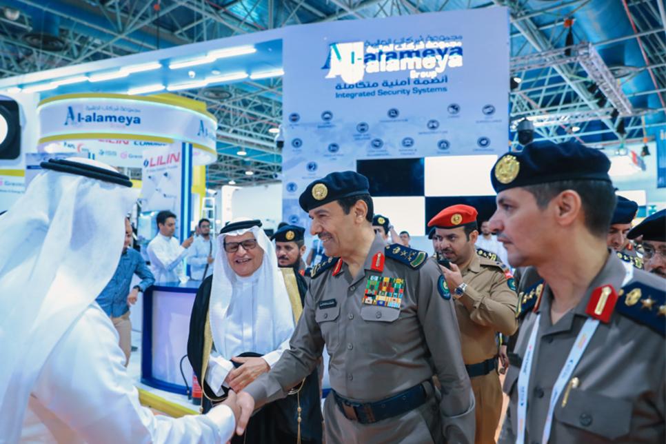 Saudi Arabia's Intersec trade fair moves to Riyadh
