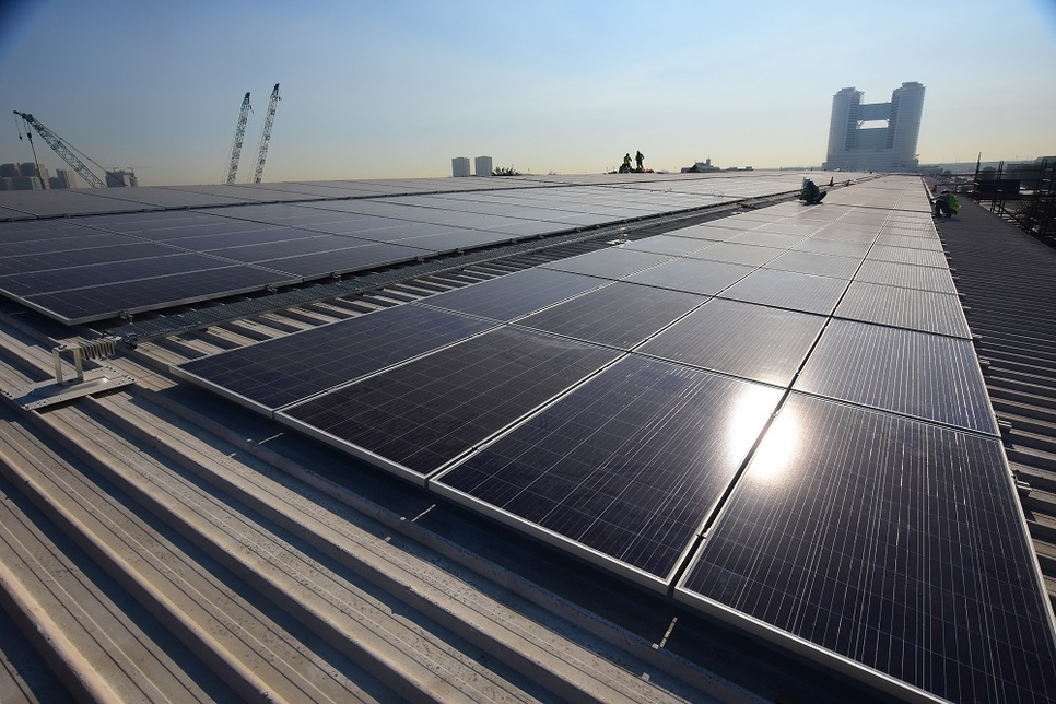 """Installing solar panels on a warehouse is financially beneficial"""